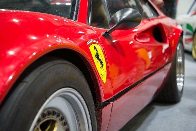 FERRARI 308 race car
