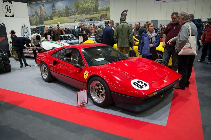 Classic Race Car Ferrari 308