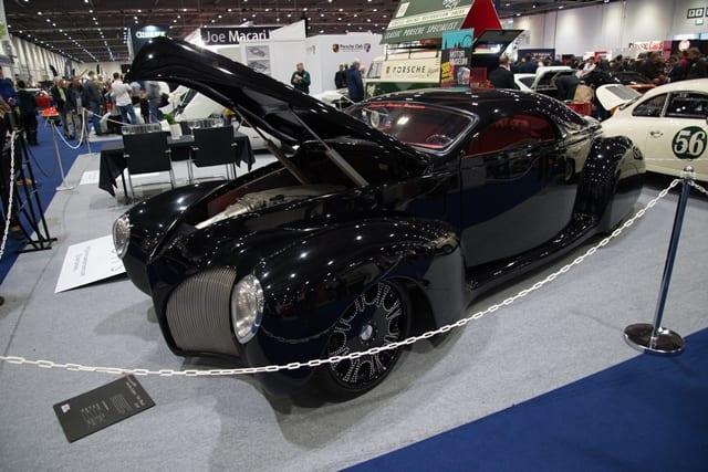 Hot Rod Car – LINCOLN ZEPHYR