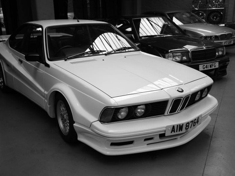 A highly significant car in BMW 's history
