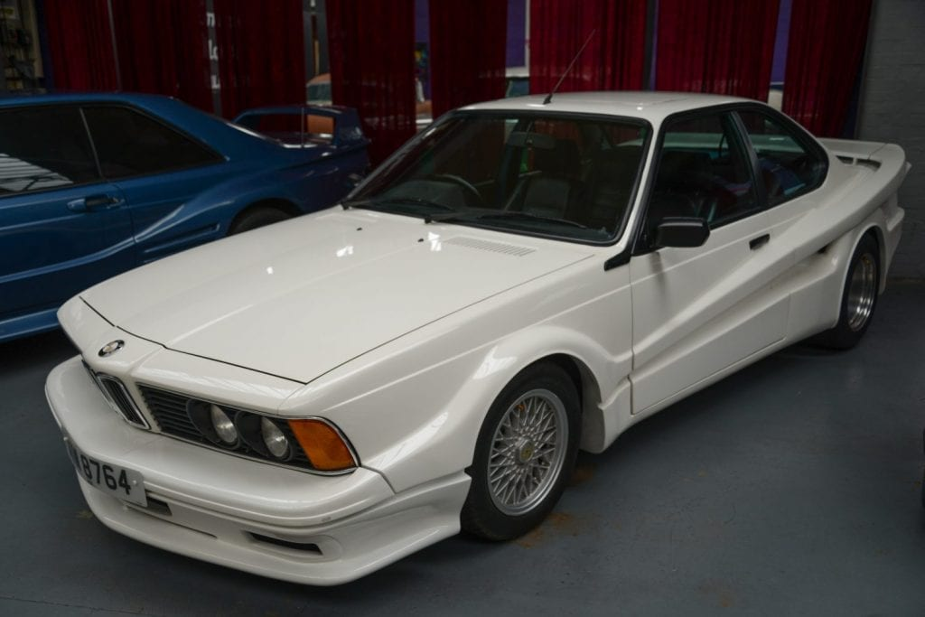 BMW M635 CSI KOENIG