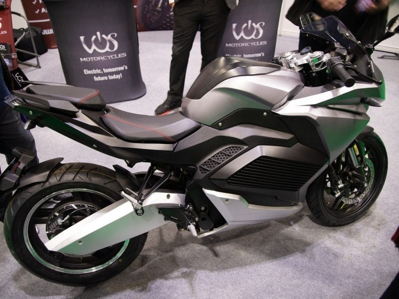 Electric Motorcycle by VOS