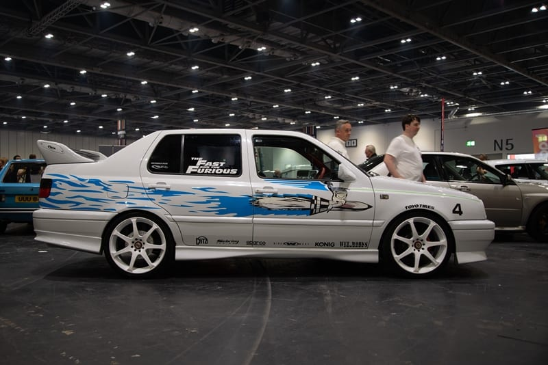 VW JETTA FROM FAST AN FURIUOS