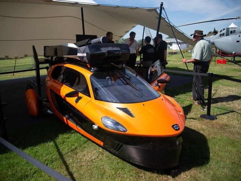 World's First Flying Car – PAL-V Liberty