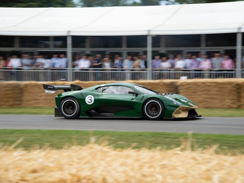 Brabham BT62 – track focused hyper-car
