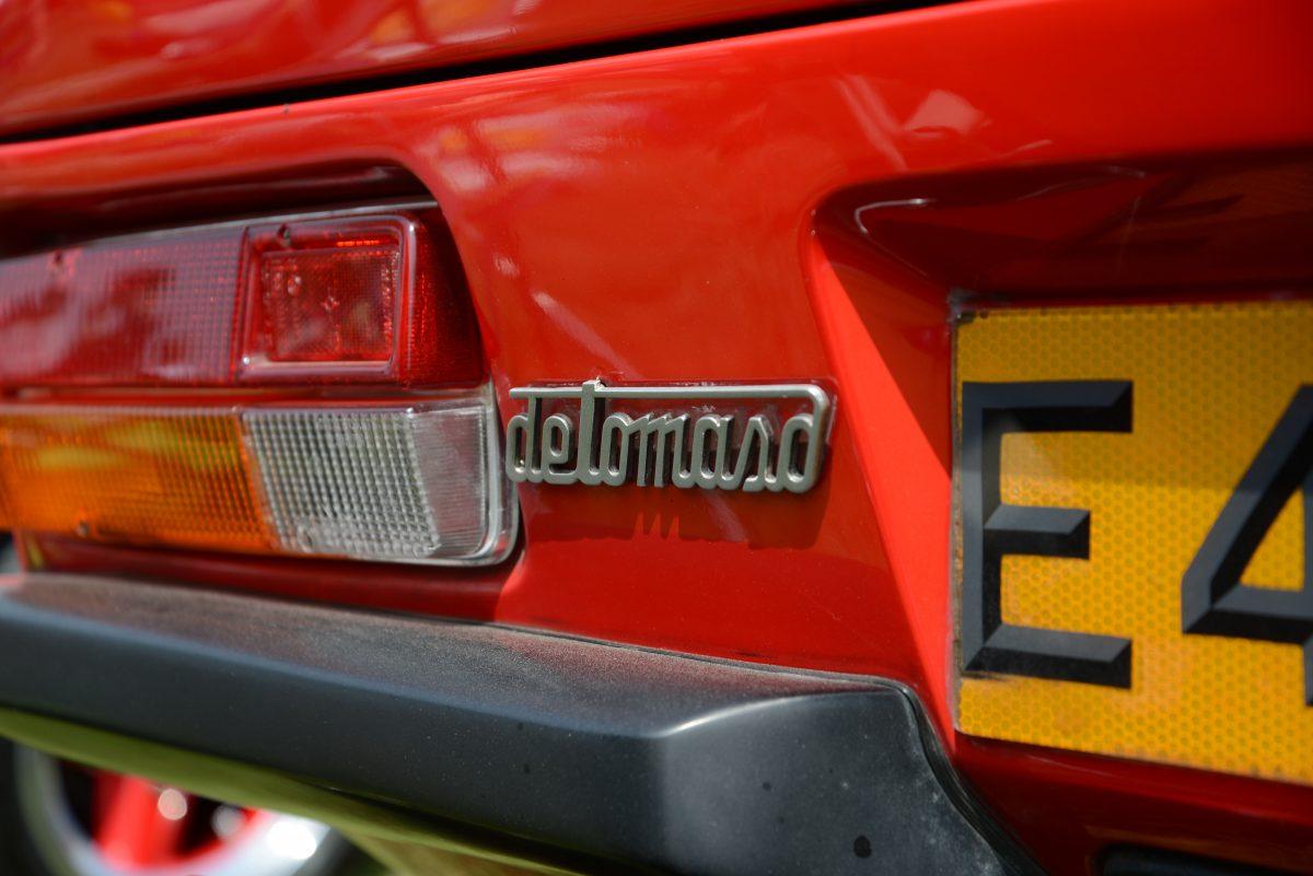 De Tomaso's 60th Anniversary Model p72