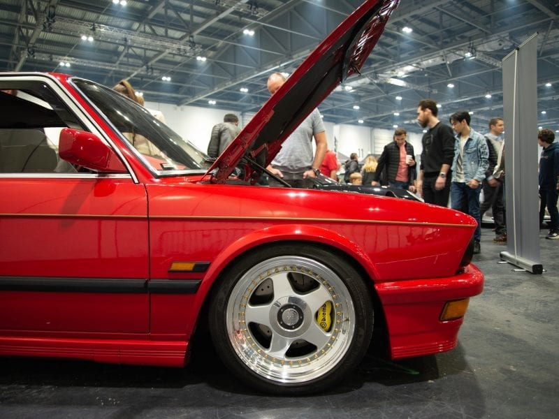 Born in 1986 – BMW M5