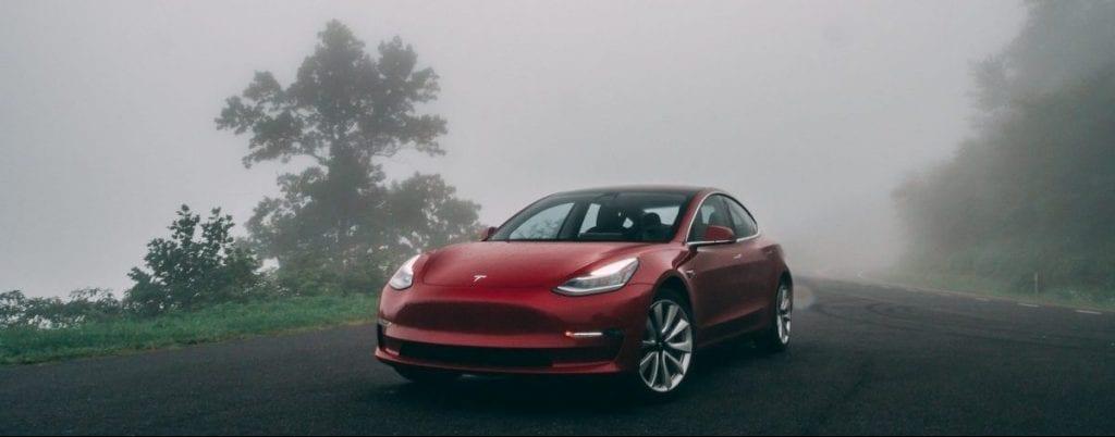 Tesla Model 3 sales report