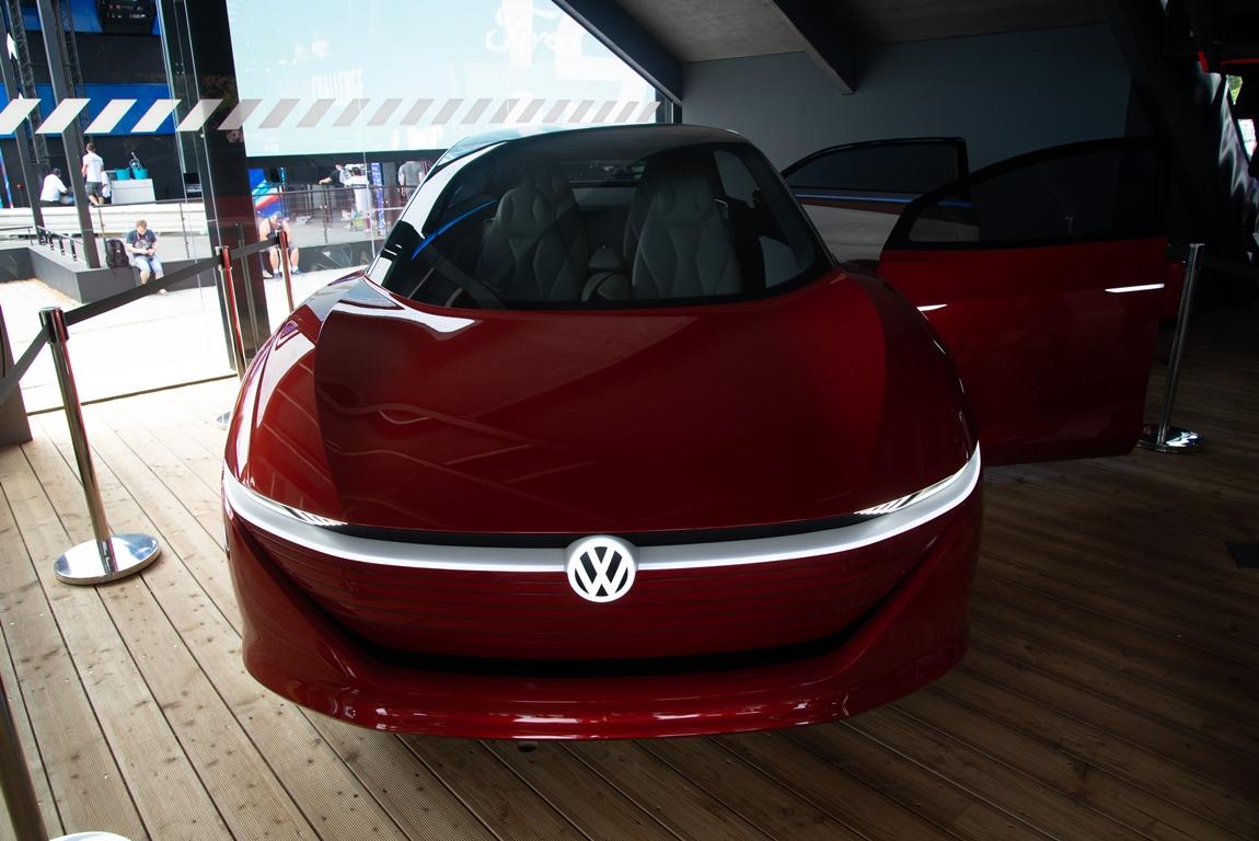 Future electric car