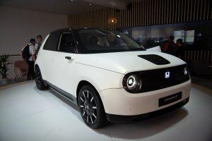 Honda e electric car. Best choice for city.