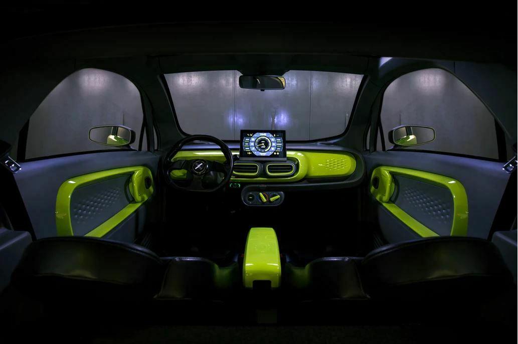 3d printed city car