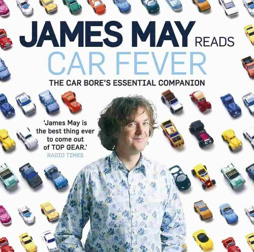 Car Fever: The Car Bore's Essential Companion - One of the best audiobooks for car enthusiasts