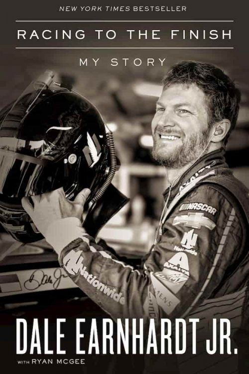 RACING TO THE FINISH: MY STORY - One of the best audiobooks for car enthusiasts