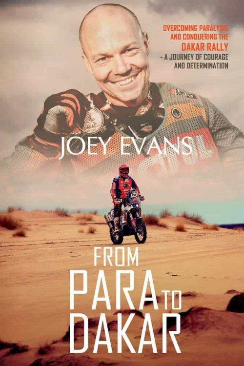 From Para to Dakar - One of the best audiobooks for car enthusiasts
