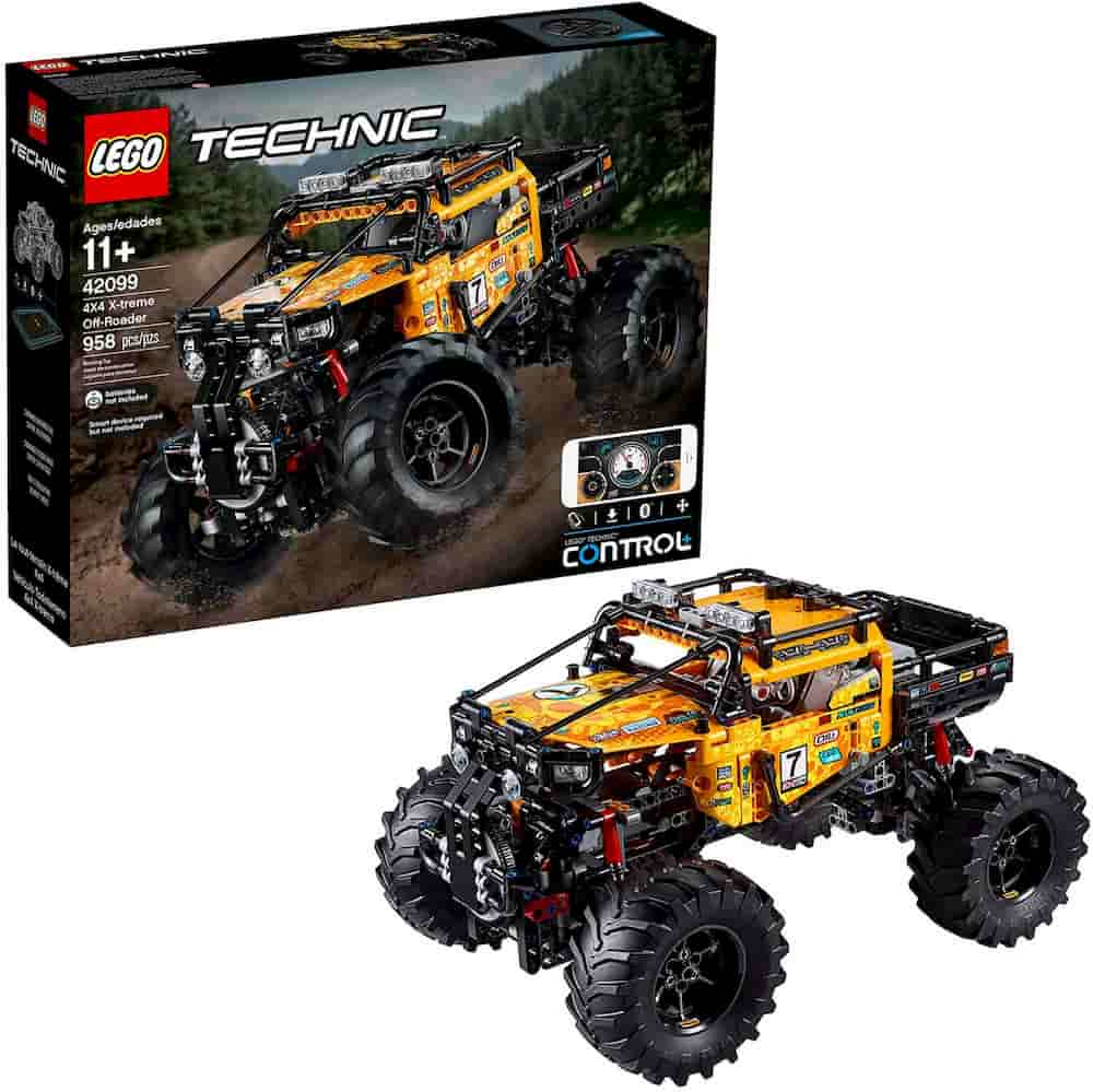 Off-Roader is one of the Best Lego Technic Sets For Adults - gift idea