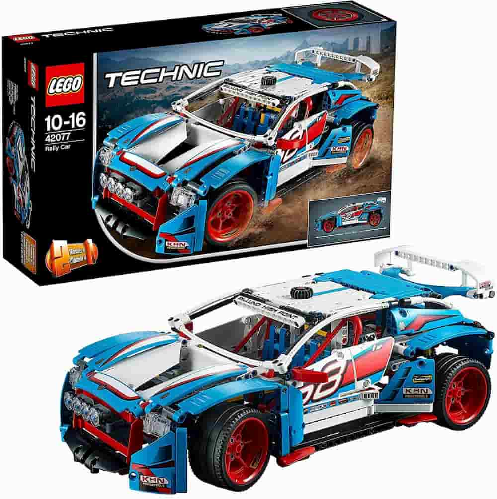 One of the Best Lego Technic Sets For Adults - gift idea
