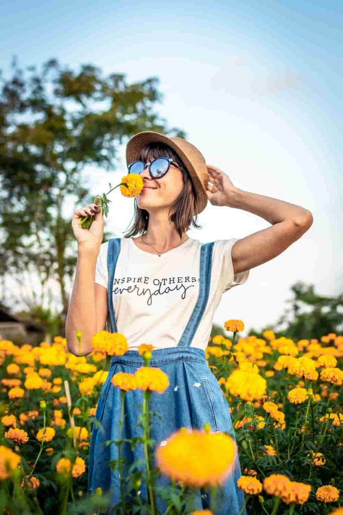 gardening can boost your self-confidence
