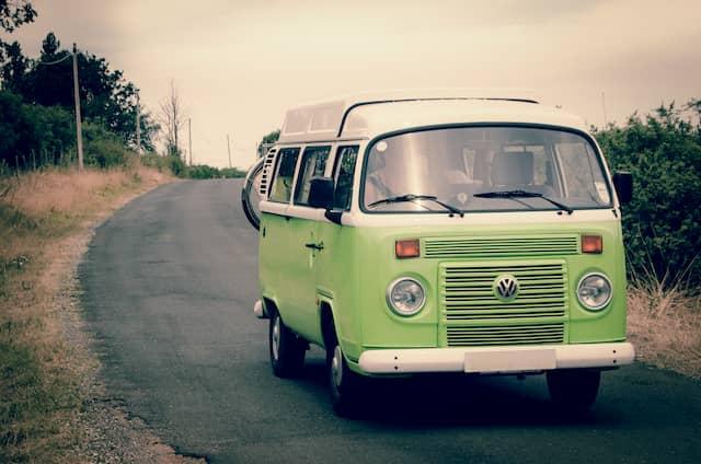 Volkswagen Campervan Microbus Classic