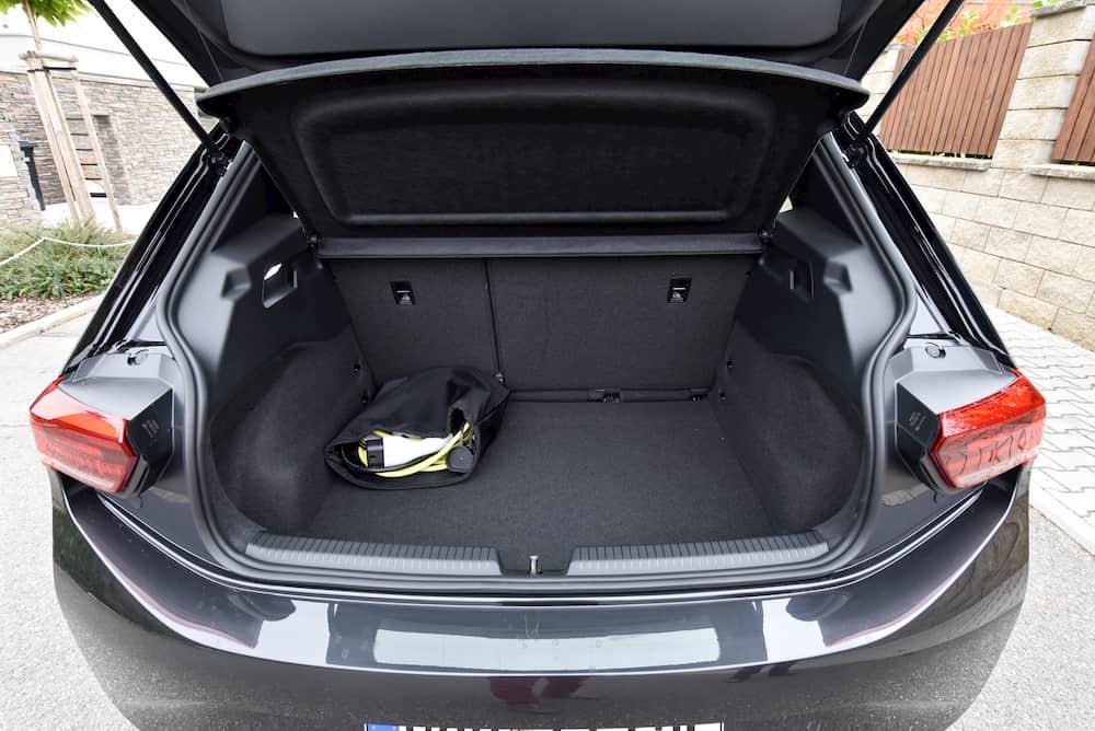 electric vehicle vw id.3 boot