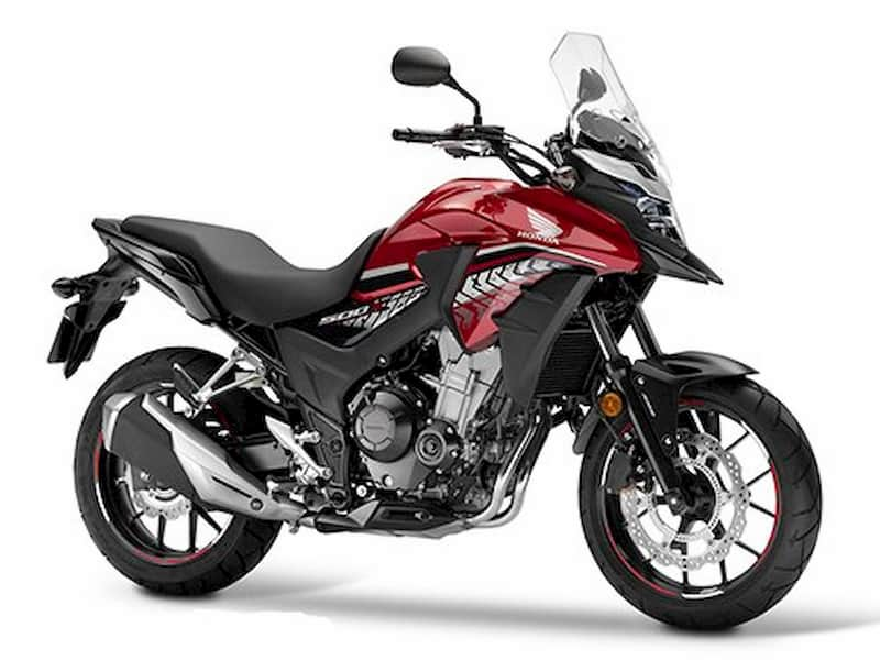 New Honda CB500X to be Launch in India 2021