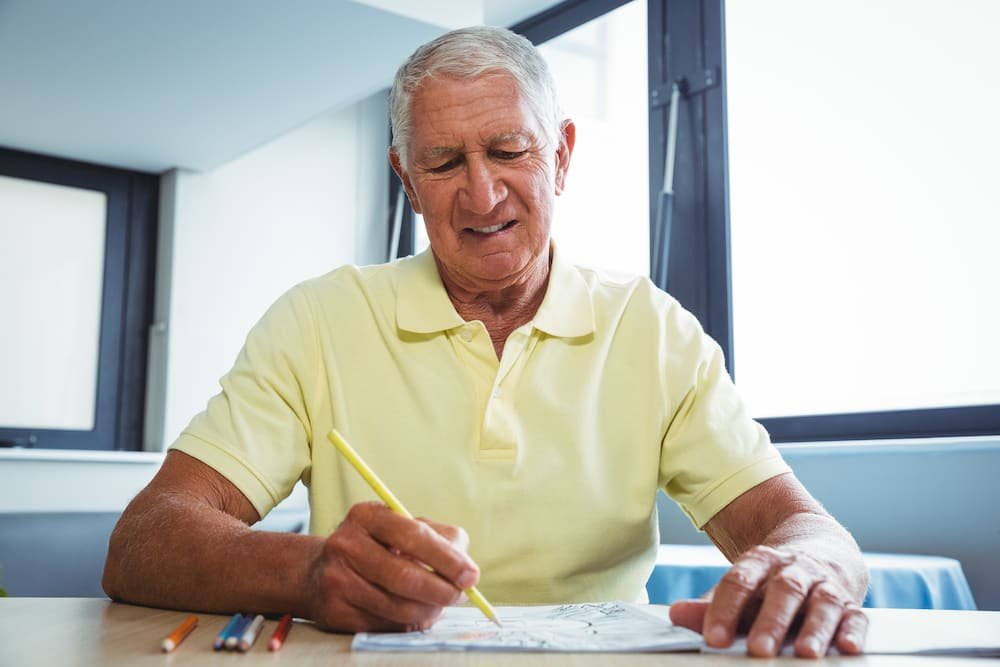 Benefits of colouring for adults