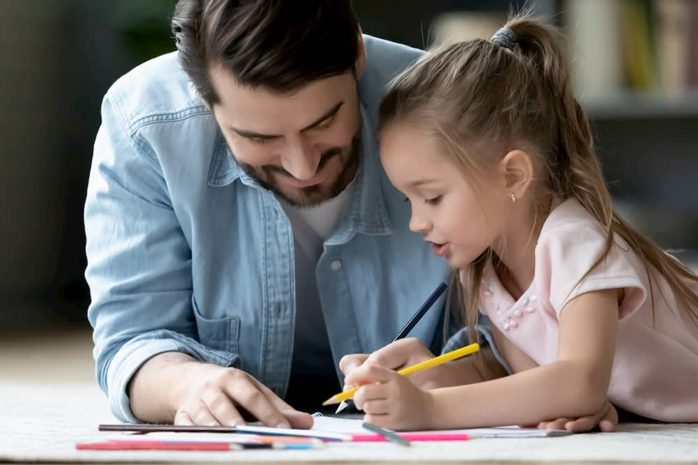 benefits of colouring for kids